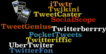 Top Ten Twitter Apps for Mobile Devices